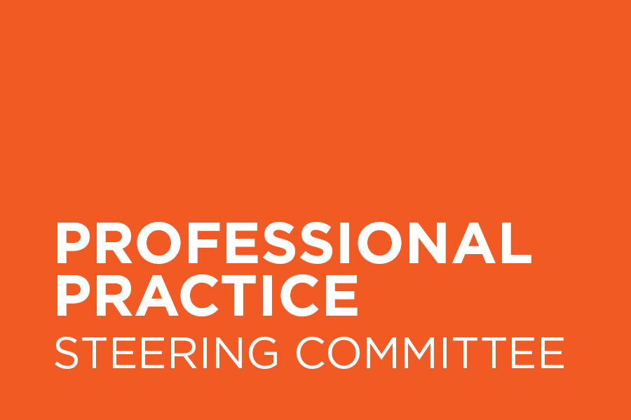The Professional Practice Steering Committee guides the chapter's educational short-programming and serves as a liaison between the AIA Seattle Board and the organization's member-led Committees.