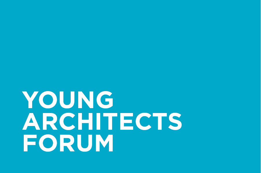 The Young Architects Forum (YAF) promotes the professional growth and leadership development of Emerging Professionals, including early and mid-career architects and unlicensed professionals on both traditional and non-traditional career paths.