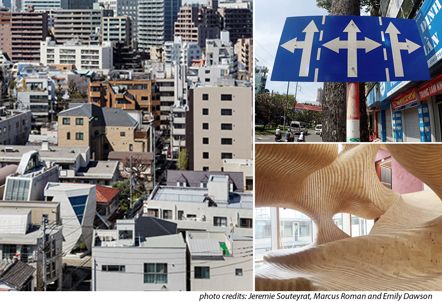 Seattle Architects Travelling Fellowships:Reports from field trips overseas Join the Seattle International Architects Forum and hear participants of architectural travel fellowship report from their trips across the globe!