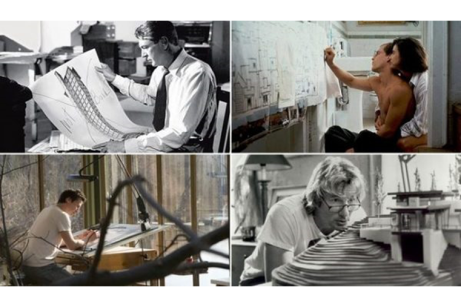 Join Women In Design for a lively presentation about architects representation in film!