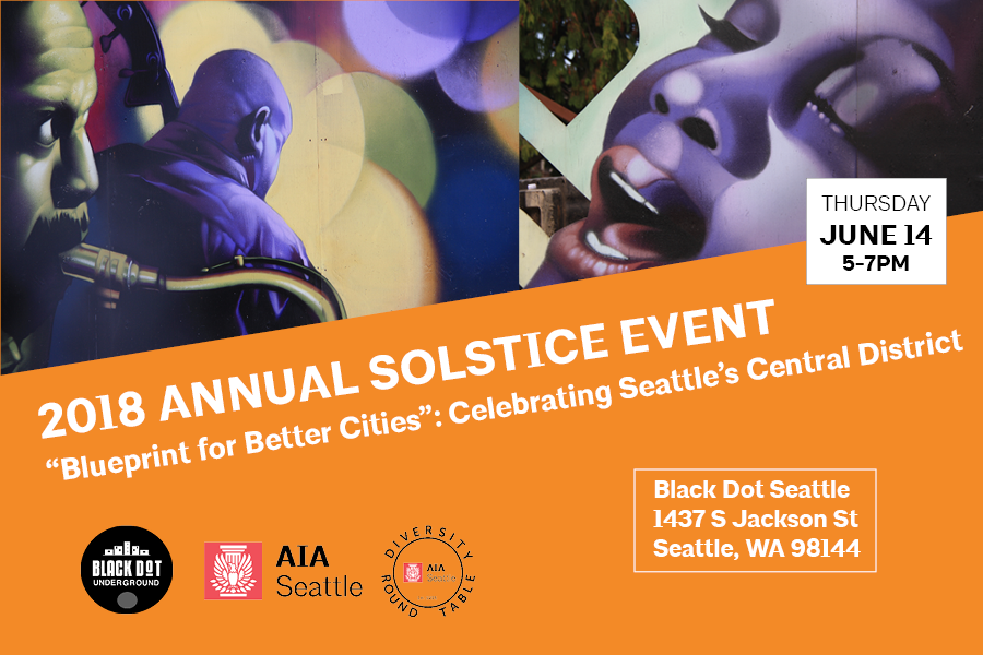Blueprint for Better Cities – Celebrating Seattle's Central District