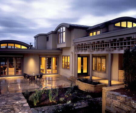Clye Hill Residence designed by Sandler Architects