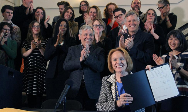 After a years-long process, the Mandatory Housing Affordability (MHA) legislation was passed by the Seattle City Council and signed by Mayor Durkan on March 20.