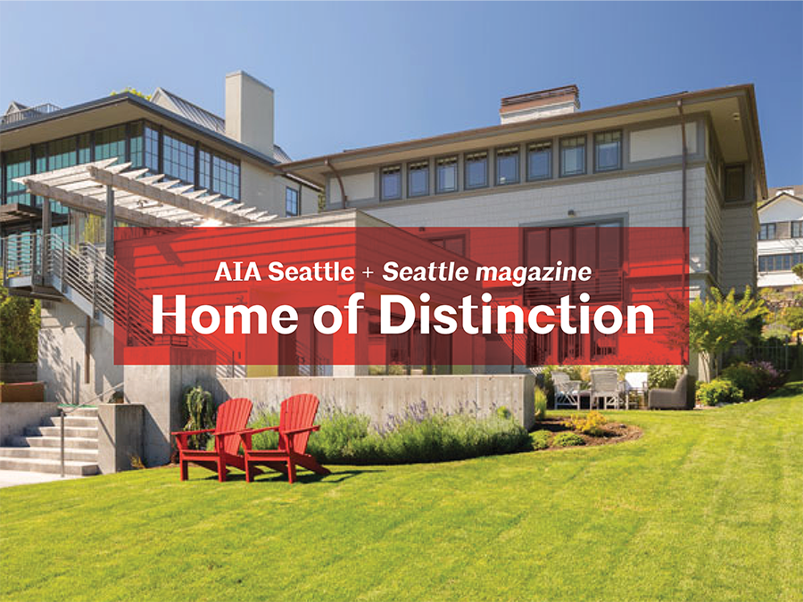 home of distinction aia seattle