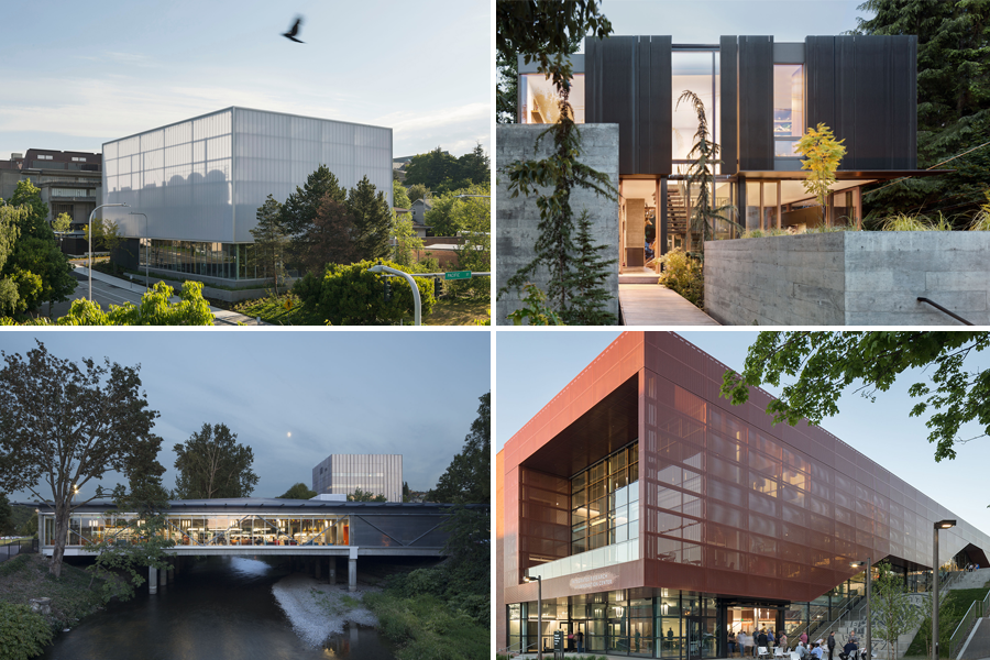 SEATTLE, November 14, 2017u2014The American Institute Of Architects (AIA)  Seattle Chapter Hosted The 67th Annual Honor Awards For Washington  Architecture On ...