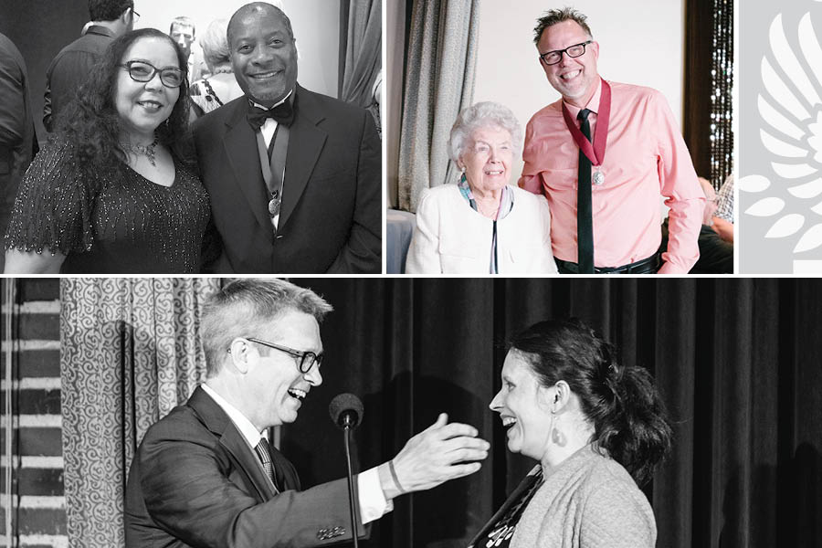 AIA Seattle has a long tradition of recognizing individuals and organizations for their outstanding achievements in support of the profession of architecture and the AIA.