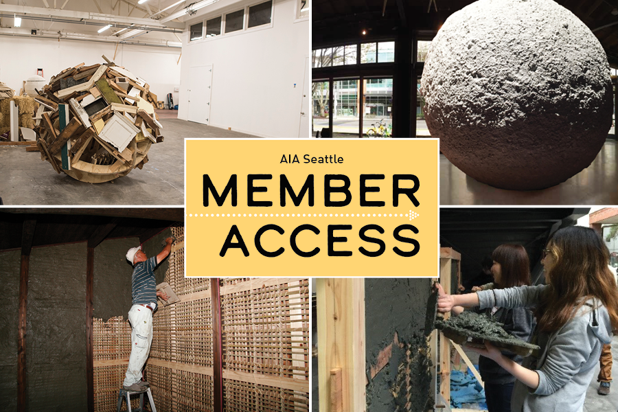 Join artist Taiji Miyasaka to explore the site-specific artwork he created at MadArt Studio, followed by a demonstration and hands-on application of traditional Japanese earthen walls.