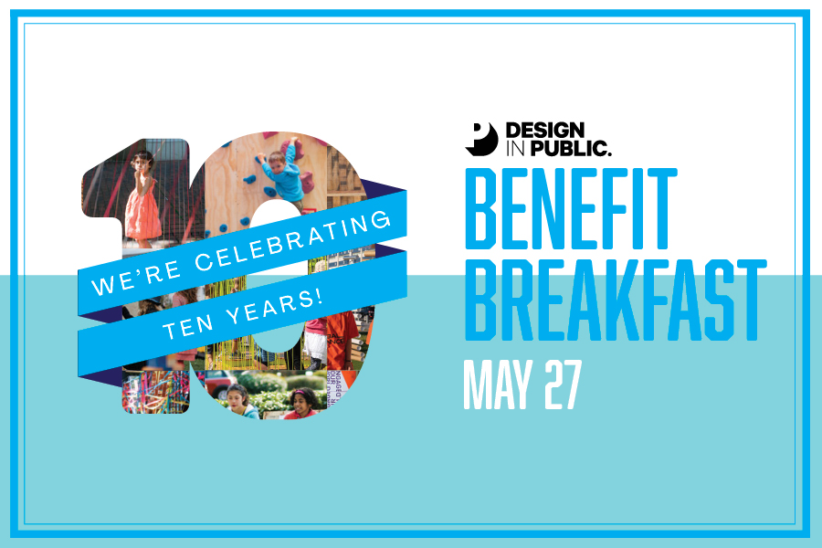 Join us for our first-ever online benefit breakfast, as we bring the Design Community to you right into your own home!